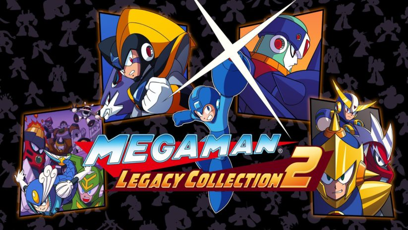 Mega Man Legay Collection 11 sur Nintendo Switch
