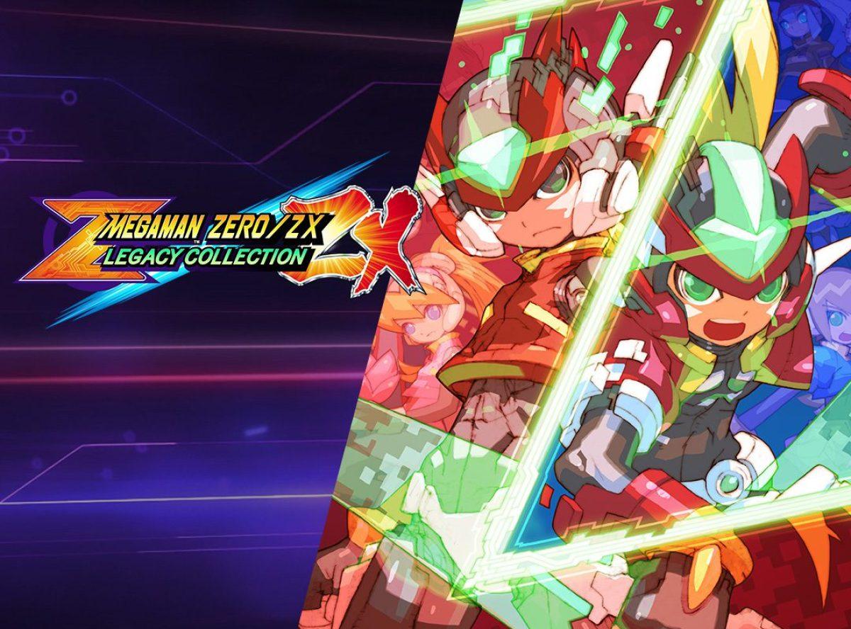 Mega Man Zero / ZX Legacy Collection : la sortie de la compilation reportée