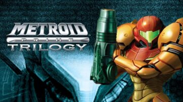 Metroid Prime Trilogy en HD de retour sur Switch ?