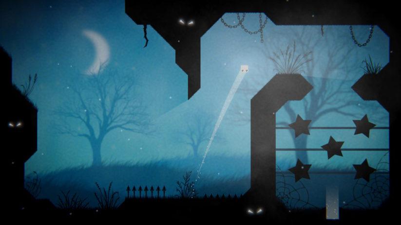 Jeu Midnight Deluxe sur Nintendo Switch : vers les étoiles