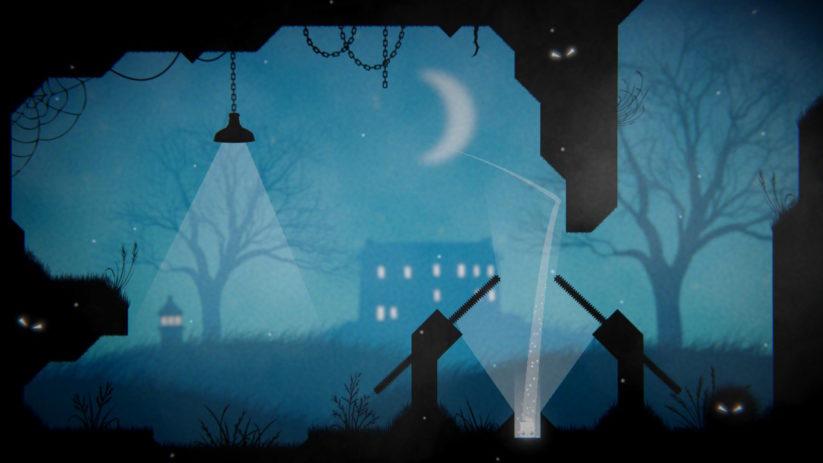 Jeu Midnight Deluxe sur Nintendo Switch : entre les portes