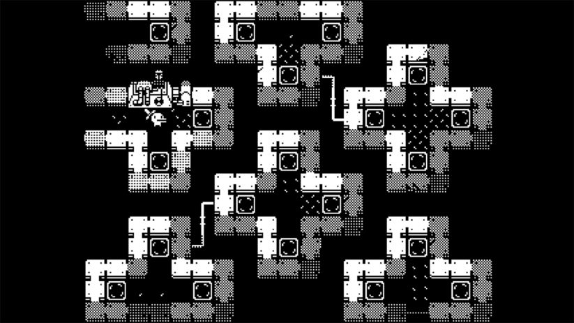 Jeu Minit sur Nintendo Switch : il faudra faire vite dans les labyrinthes