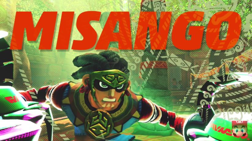 Nouveau personnage : Misango le maya (V 4.0 d'Arms)