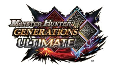 Monster Hunter Generations Ultimate sur Switch : logo du jeu