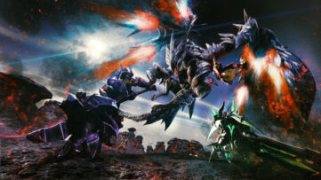 Image du jeu Monster Hunter XX
