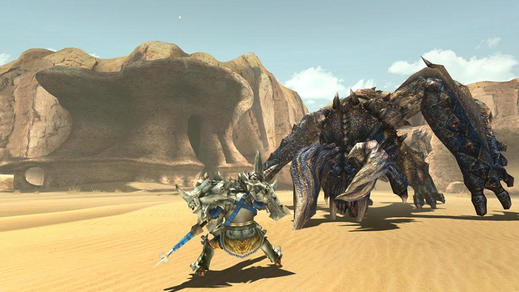 Image du jeu Monster Hunter XX