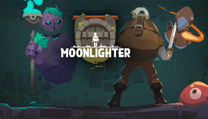 Jeu Moonlighter sur Nintendo Switch : cover
