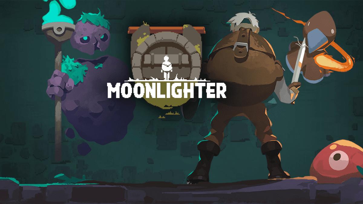 Jeu Moonlighter sur Nintendo Switch : cover
