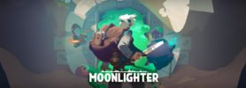 Jeu Moonlighter sur Nintendo Switch : artwork du jeu