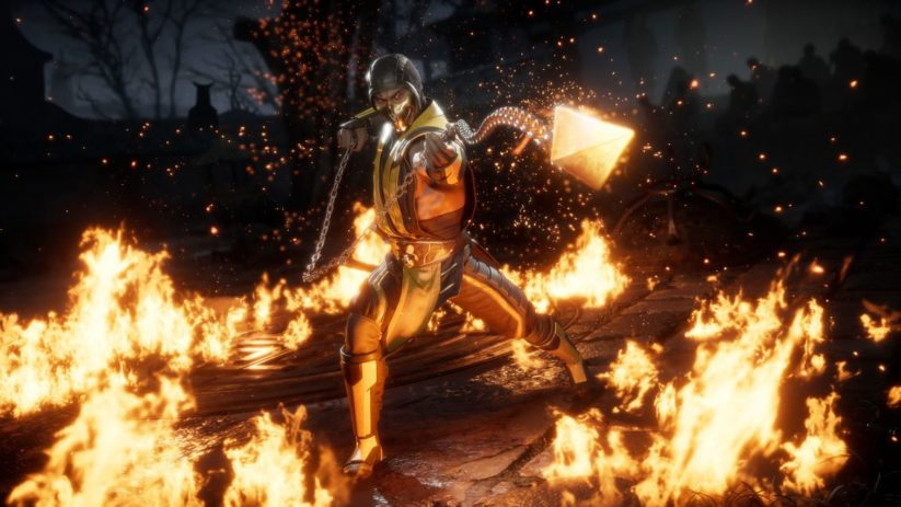 Titre Mortal Kombat 11 sur Nintendo Switch : screenshot 2
