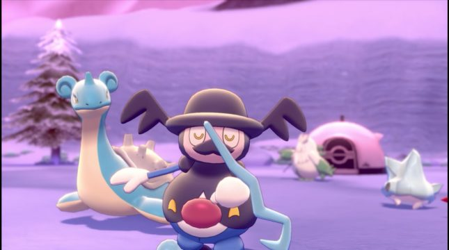 Pokémon Épée/Bouclier : Mr Mime de Galar ?