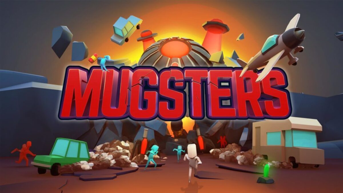 Jeu Mugsters sur Nintendo Switch : artwork du jeu
