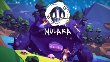 Jeu Mulaka sur Nintendo Switch : artwork titre