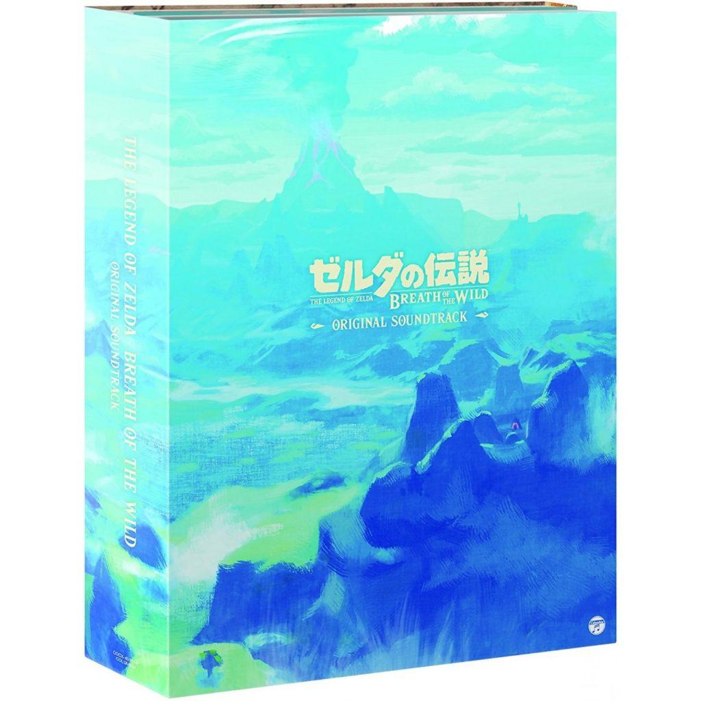 BO Zelda Breath of the Wild : coffret (3/3)