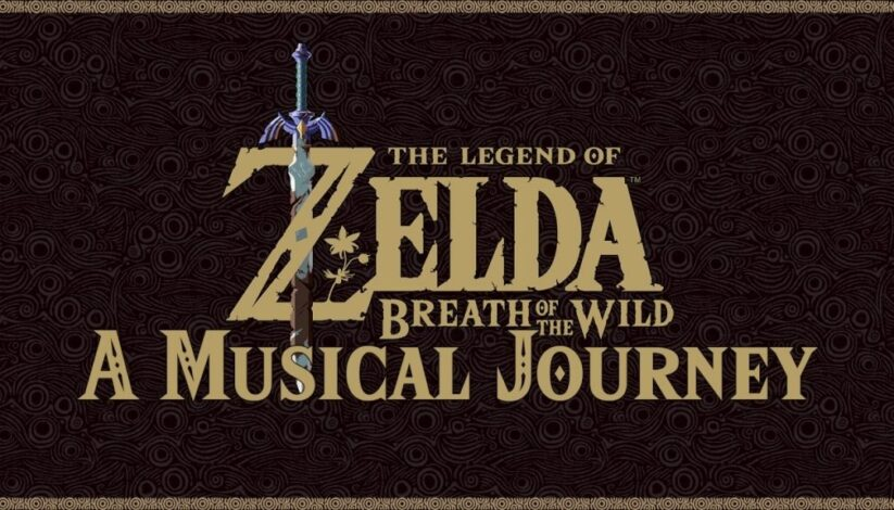 Toute la bande son de The Legend of Zelda : Breath of The Wild (OST)