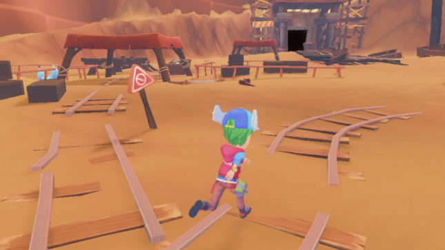 Jeu My Time At Portia sur Nintendo Switch : explorez les mines
