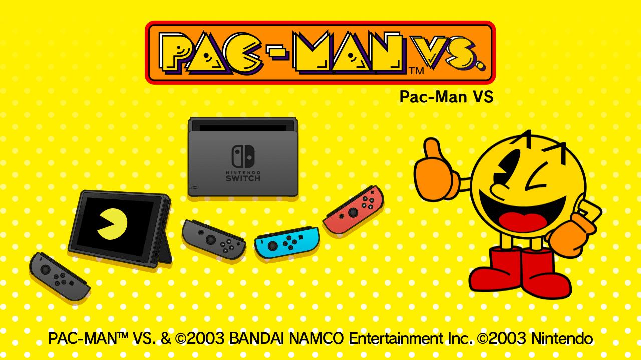 Namco Museum Pac Man