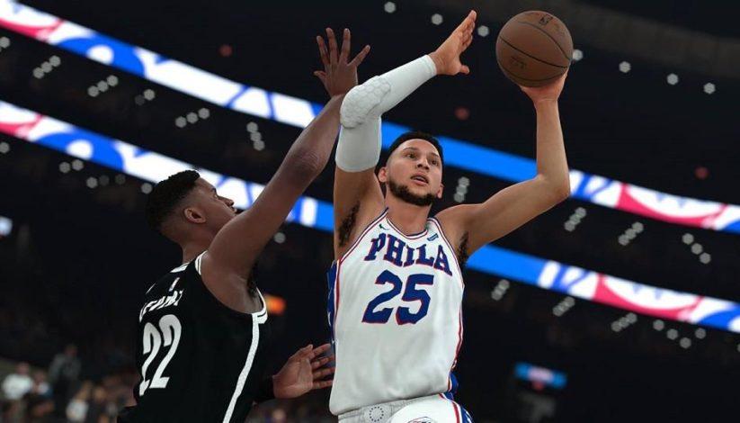 NBA 2k18 Image du jeu