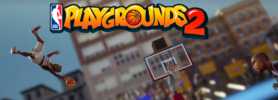 NBA Playgrounds 2 sur Switch