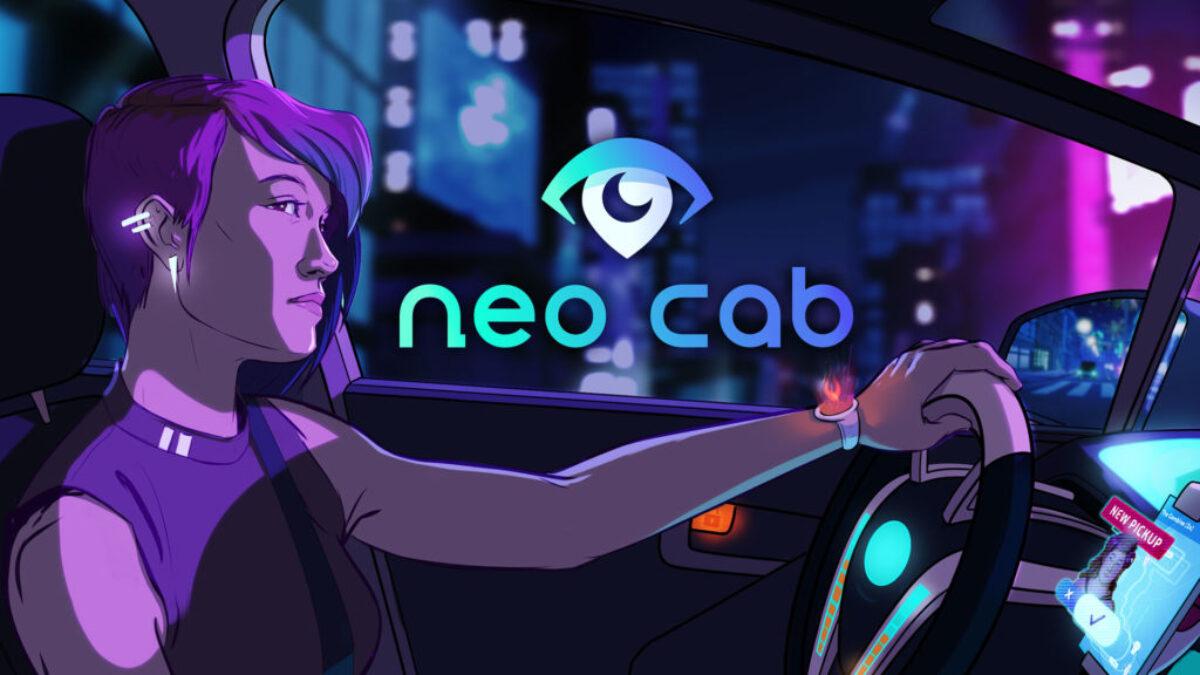 Jeu Neo Cab sur Nintendo Switch : artwork du jeu