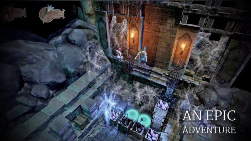 Le jeu est développé par Ikigai Gameworks
