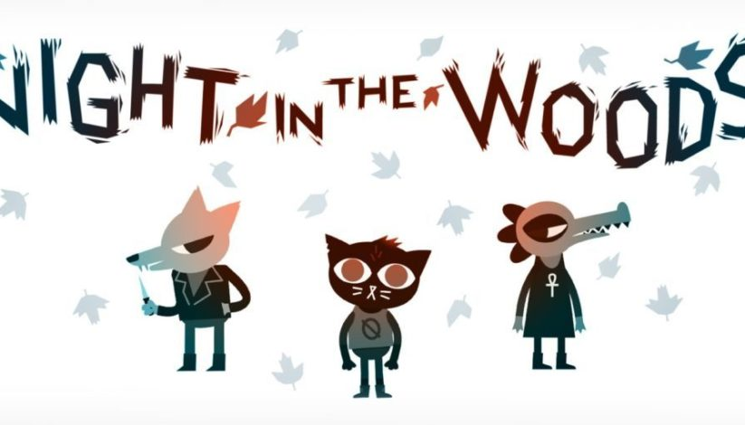Cover du jeu Night in the Woods sur Nintendo Switch