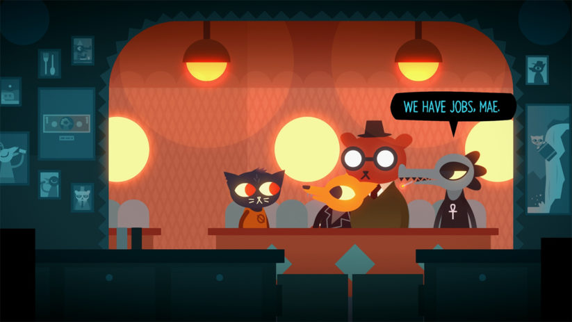 Image du jeu Night in the Woods sur Nintendo Switch : 2
