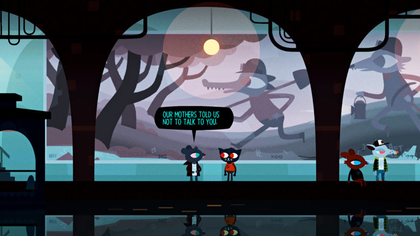 Image du jeu Night in the Woods sur Nintendo Switch : 4