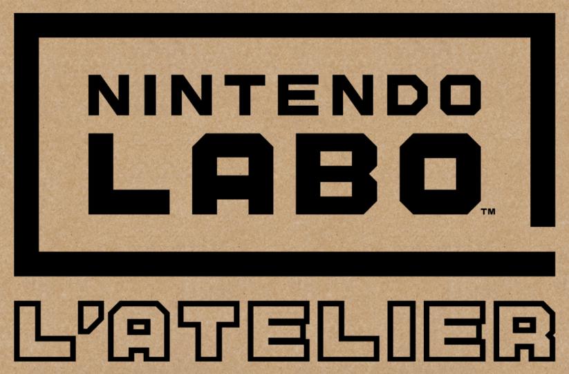 Image de l'atelier Nintendo Labo