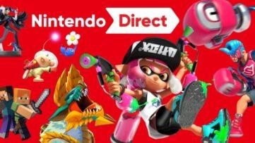 Un listing Amazon fait enfler la rumeur d'un Nintendo Direct à venir en janvier