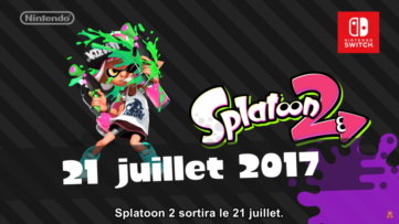 Bilan du Nintendo Direct du 13 avril : Splatoon 2 arrive le 21 juillet avec un nouveau mode Salmon Run