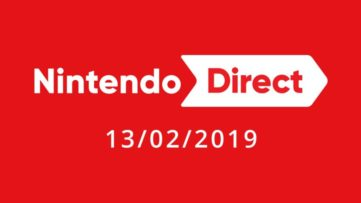 Nintendo Direct du 13 février 2019 : 35 minutes de jeux Switch