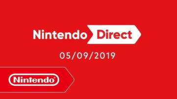 Résumé du Nintendo Direct du 5 septembre 2019 + Replay