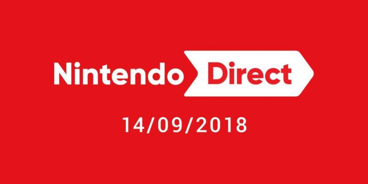 Le Nintendo Direct aura finalement lieu le 14 septembre à minuit