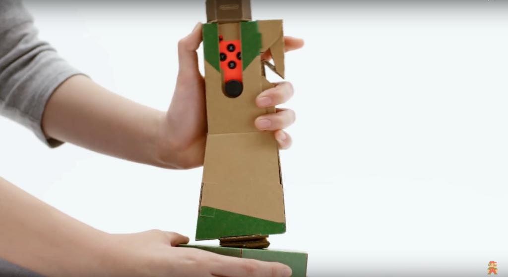 Image du Toy-Con Joystick