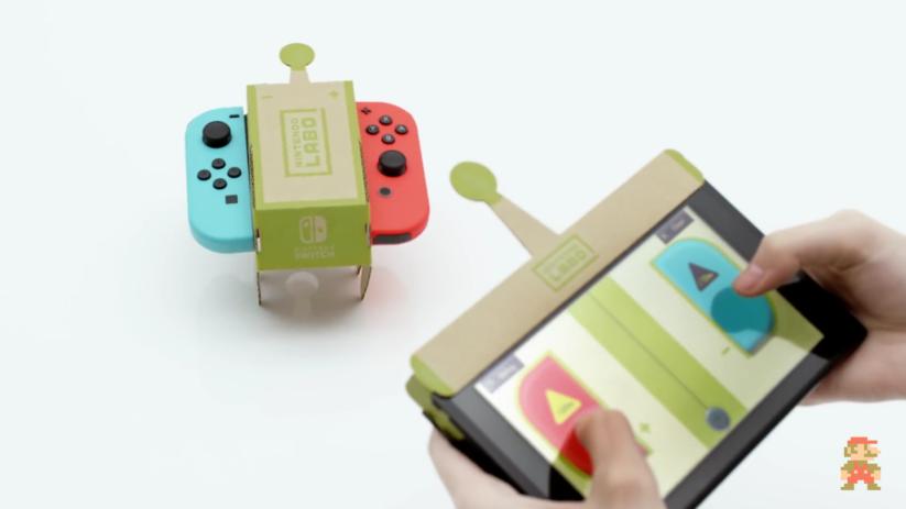 Nintendo Labo: Manette