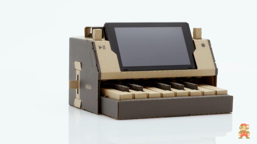 Nintendo Labo : Piano