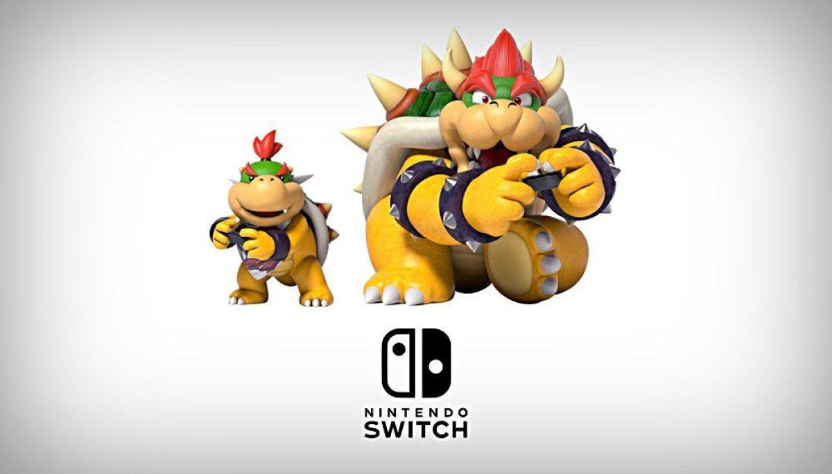 Contrôle parental de la Nintendo Switch