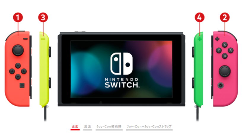 Nintendo Switch Customize