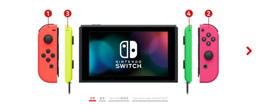 Nintendo Switch Customize