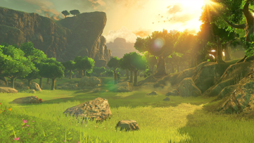 Image du jeu The Legend of Zelda : Breath of the Wild sur Nintendo Switch
