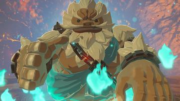 Image du jeu The Legend of Zelda : Breath of the Wild sur Nintendo Switch