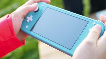 Nintendo dévoile la Nintendo Switch Lite