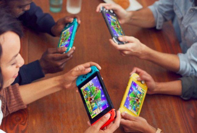 La Nintendo Switch Lite sera compatible avec la Nintendo Switch classique pour le multijoueur
