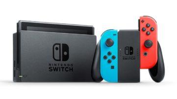 [Bon plan] La console Nintendo Switch néon est à 269€99 seulement !