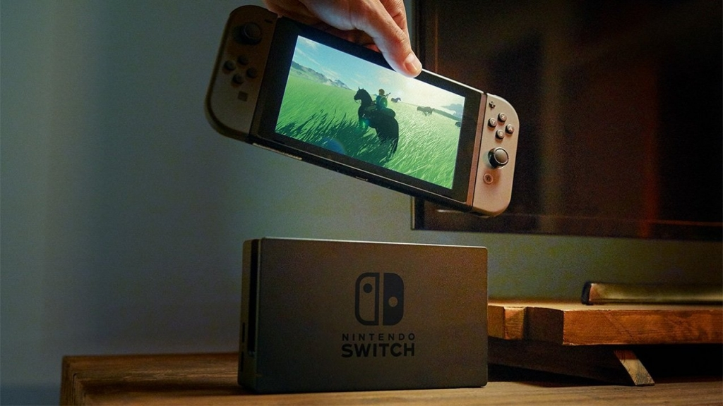 Record de vente en France pour la Nintendo Switch