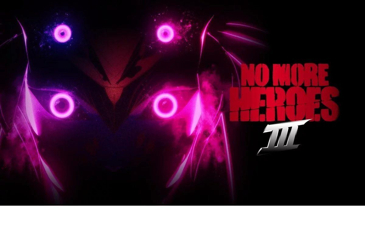 Jeu No More Heroes 3 sur Nintendo Switch : artwork d'annonce