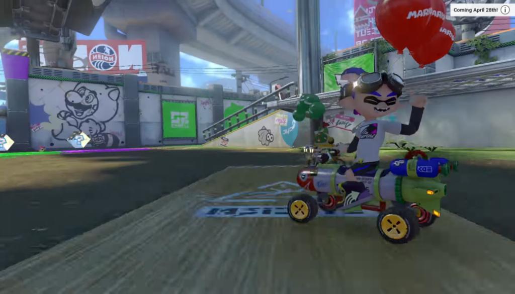 Mario Kart 8 Deluxe s'offre un nouveau trailer