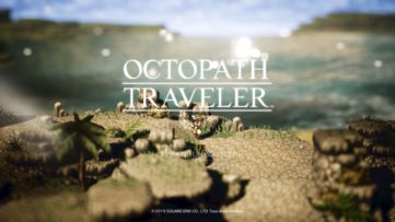 Octopath Traveler ou l'invitation au voyage