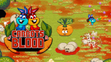 Of Carrots and Blood arrive bientôt sur Switch